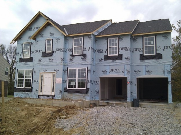 Drywall and windows