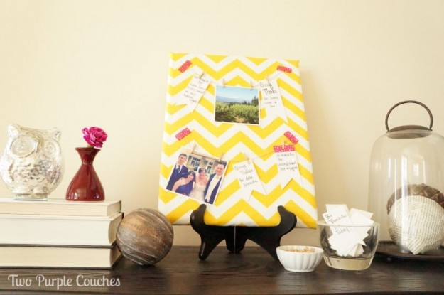 Entry Console Thankful Canvas
