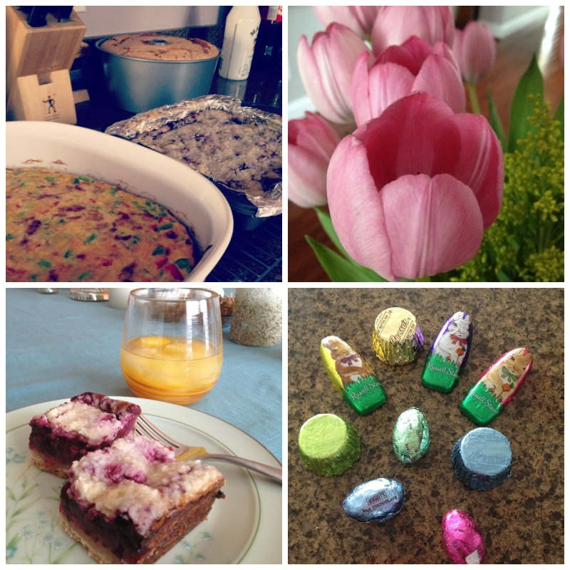 Easter Recipes by Two Purple Couches #easter #recipes #cooking