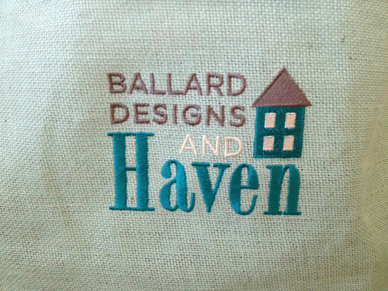 Ballard Bag designed for Haven Conference by Two Purple Couches