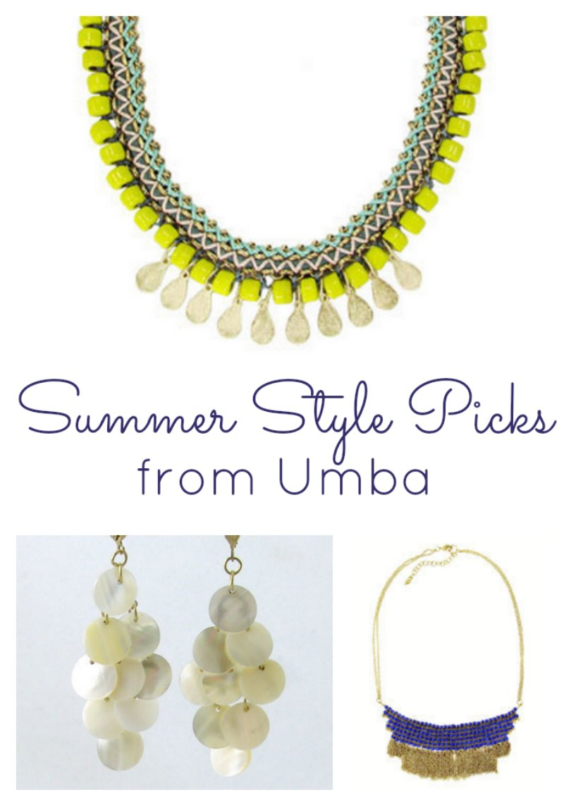 Spice up your summer wardrobe with these stylish new finds from Umba #umba #shopumba #buyhandmade