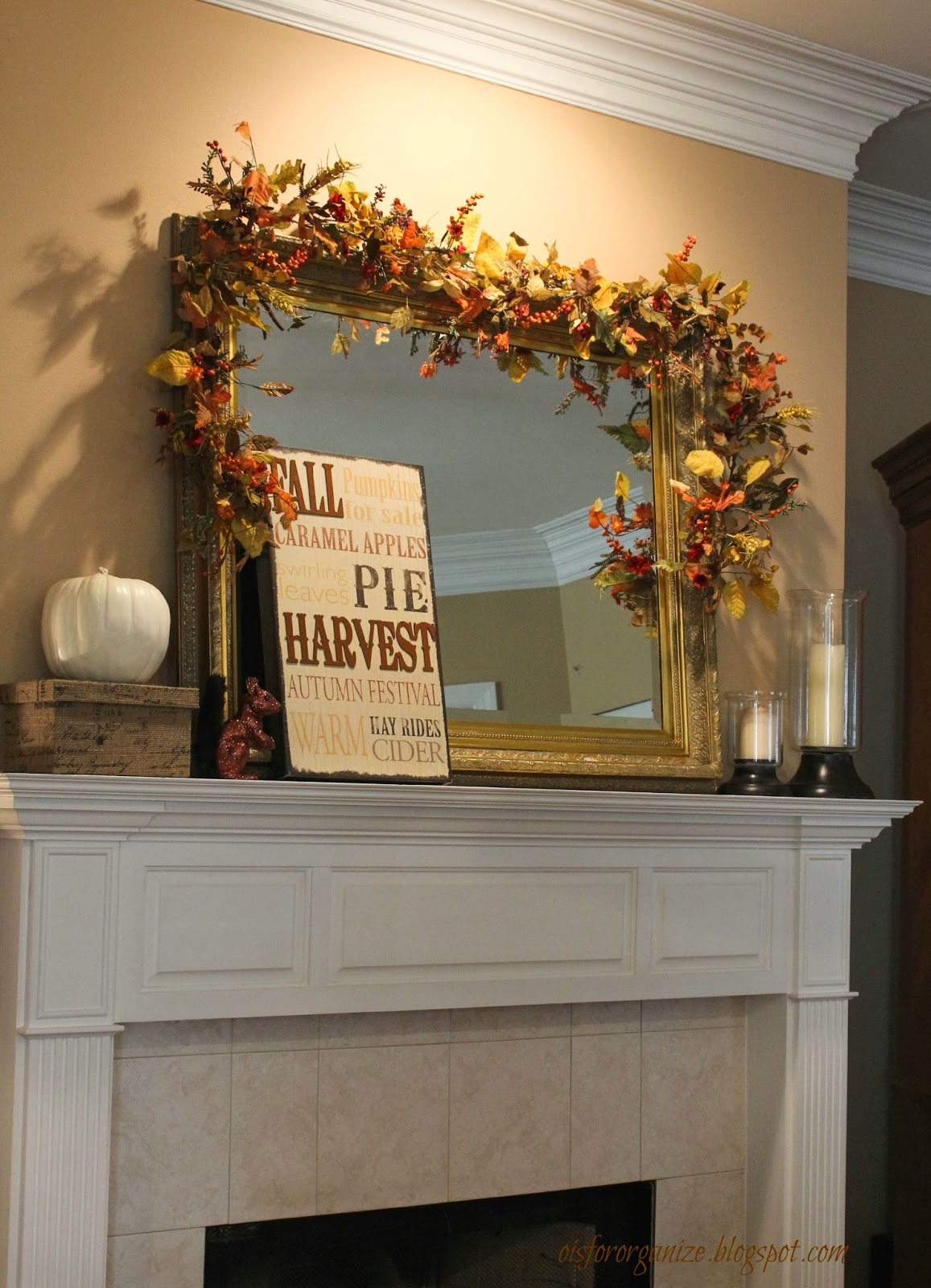 FALL FIREPLACE-O-for-Organize