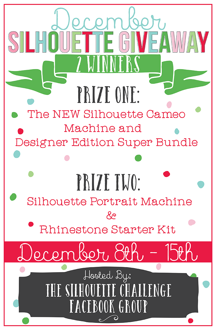 December Silhouette Giveaway