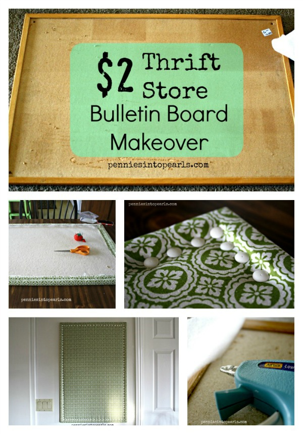 Creative Spark Most-Clicked: Bulletin Board Makeover
