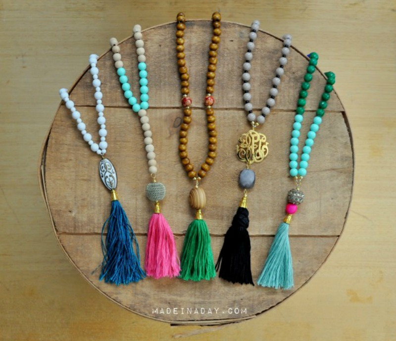DIY-Tassel-Necklaces-madeinaday.com