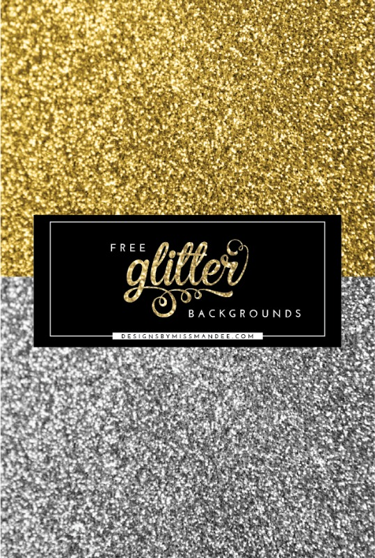 Creative Spark Most Clicked: Glitter Backgrounds