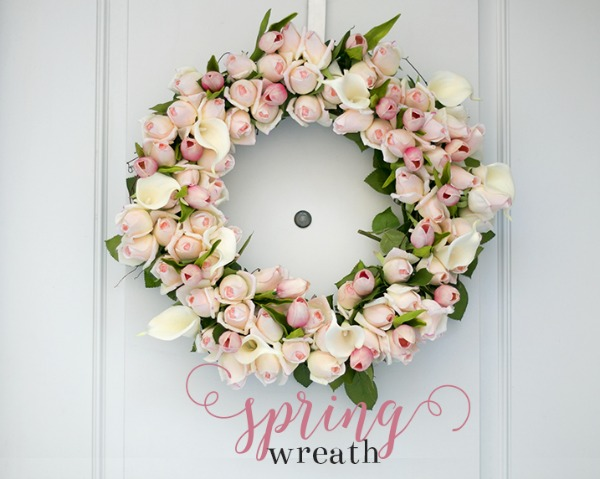 Rosebud-Wreath