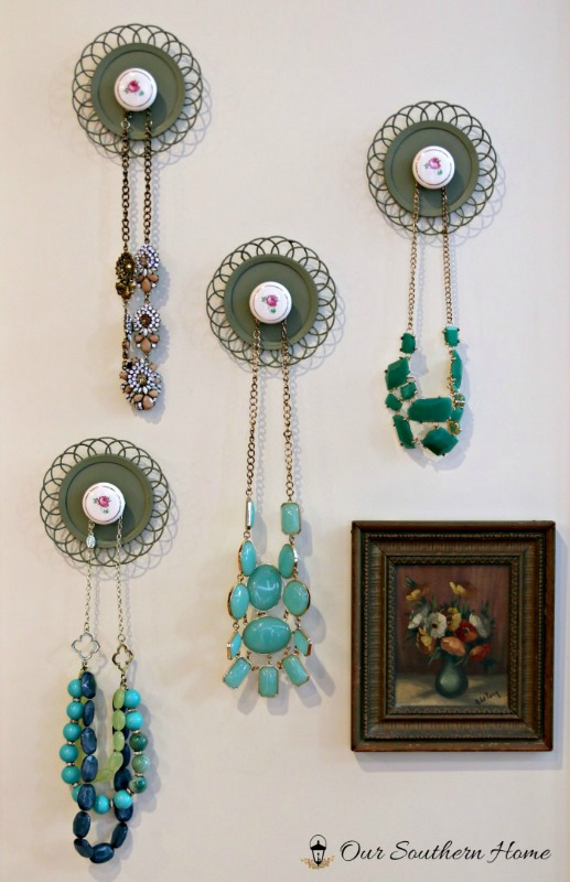 Jewelry Display from Our Southern Home
