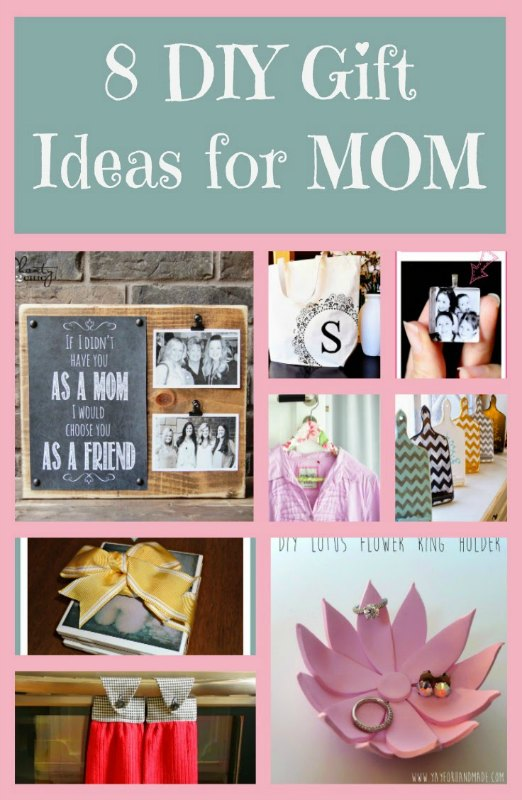 Creative Spark #53 Most Clicked: 8 DIY Gift Ideas for Mom from Our Secondhand House