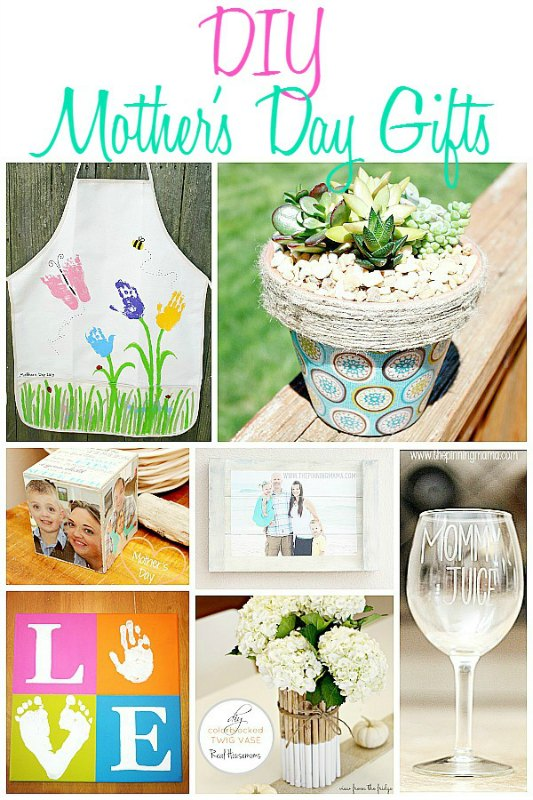 Creative Spark Most Clicked: DIY Mother's Day Gifts from Home Made Interest