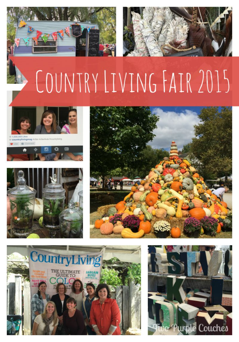 Country Living Fair 2015 in Columbus, Ohio