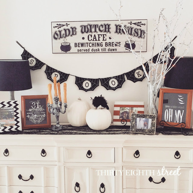 halloween-picture-frames