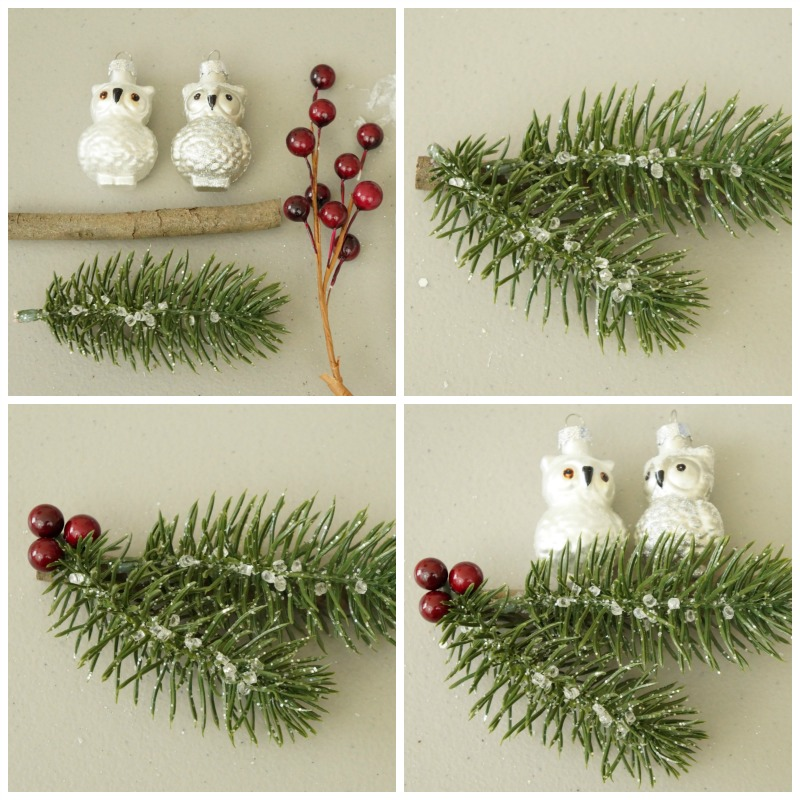 Easy step-by-step: Make this adorable owl ornament!