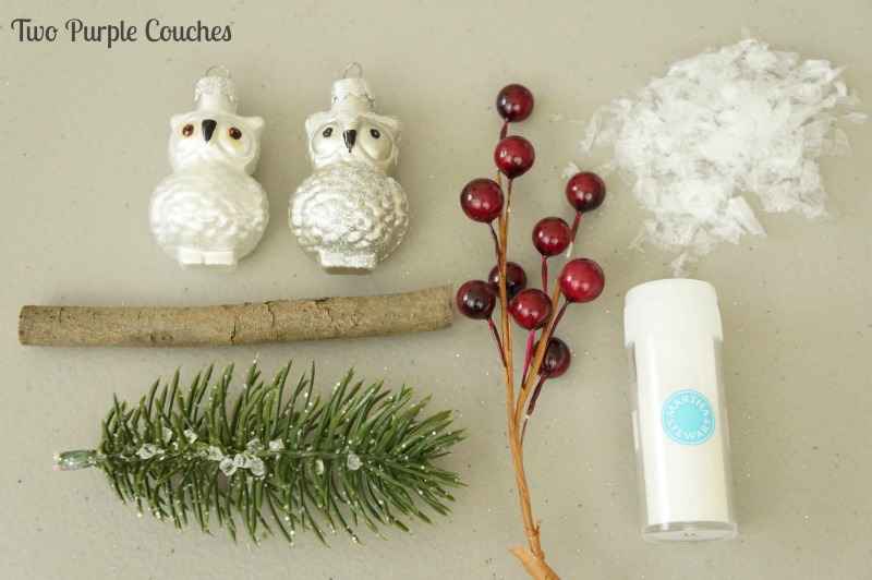 Owl Ornament Supplies