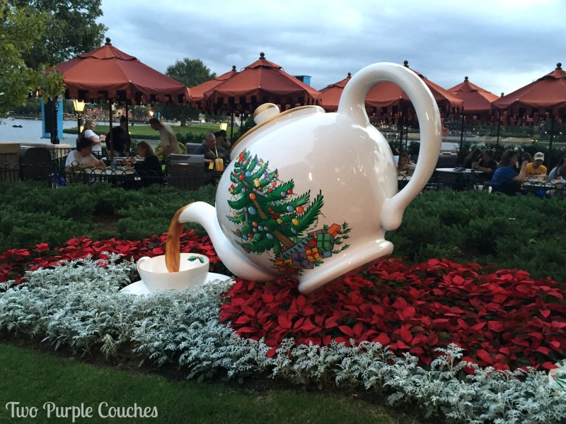 Disney at Christmas is a truly magical way to experience the holidays!