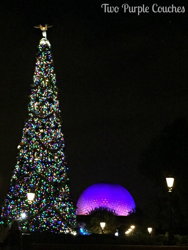 Epcot-Christmas-Tree-TPC