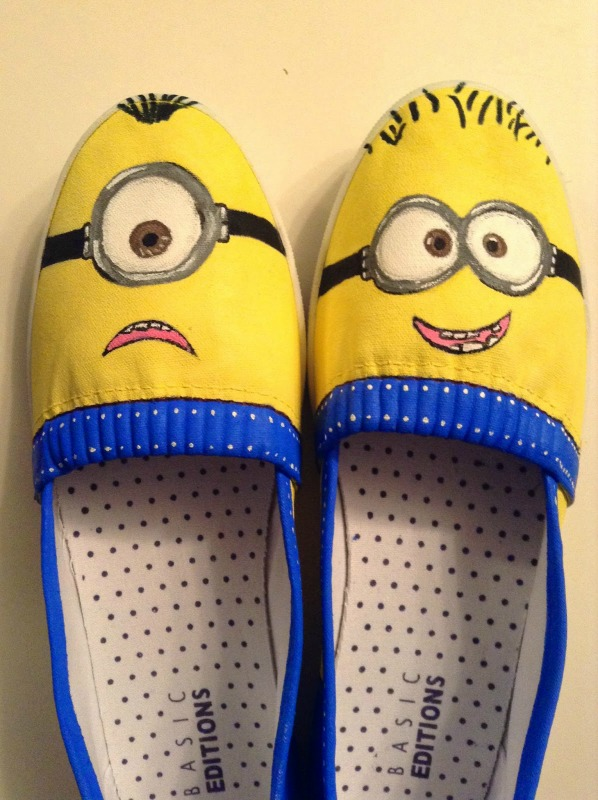 minion-shoes