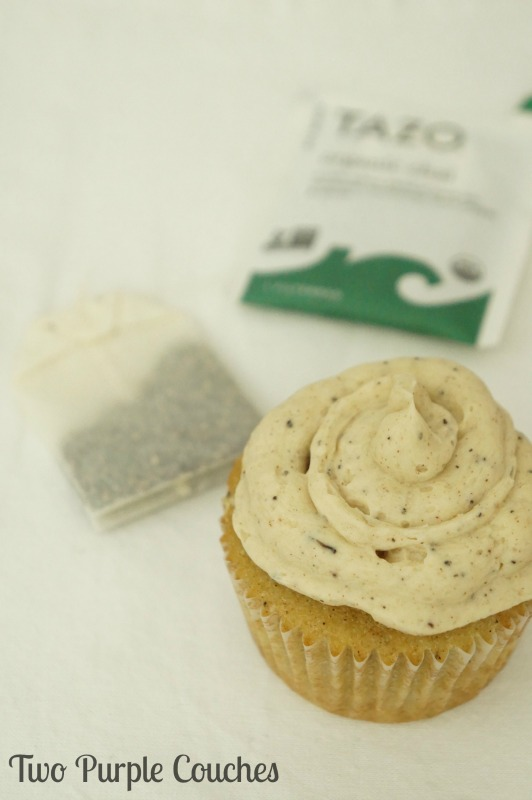 Chai Tea Latte Cupcakes Recipe