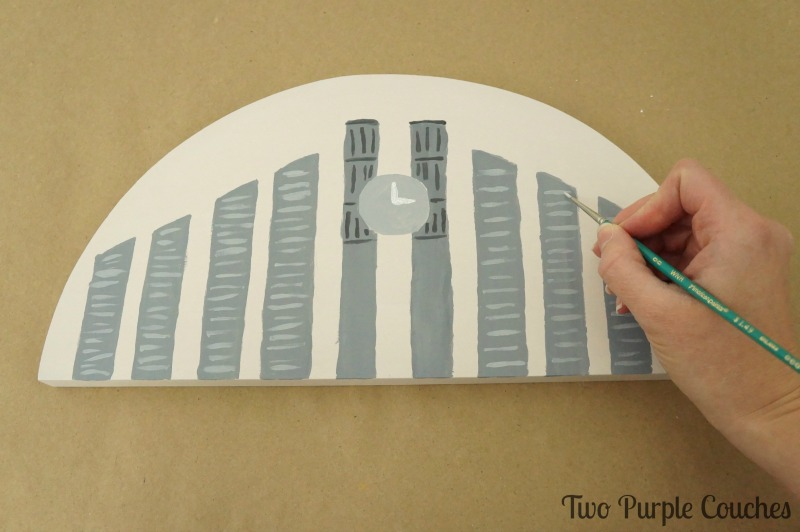 thrift store decor makeover - step 3