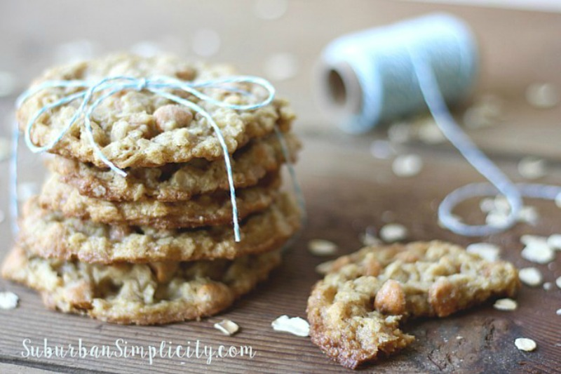 Delicious-Oatmeal-Butterscotch-cookies