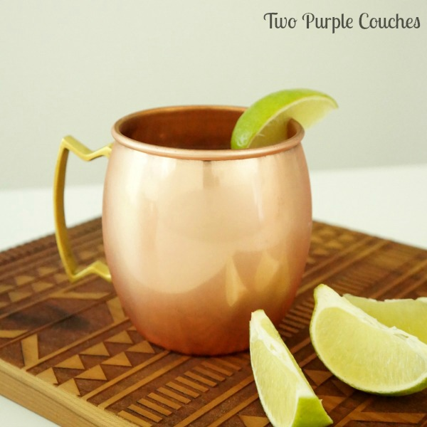 The best ever Moscow Mule recipe - crisp lime and ginger beer paired with a splash of Elderflower liqueur makes this the perfect summer cocktail.