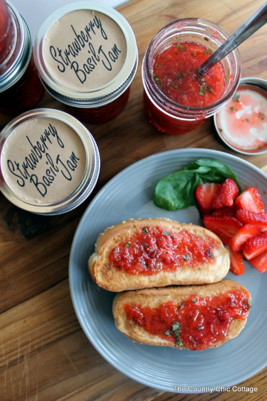 strawberry-basil-jam-country-chic-cottage