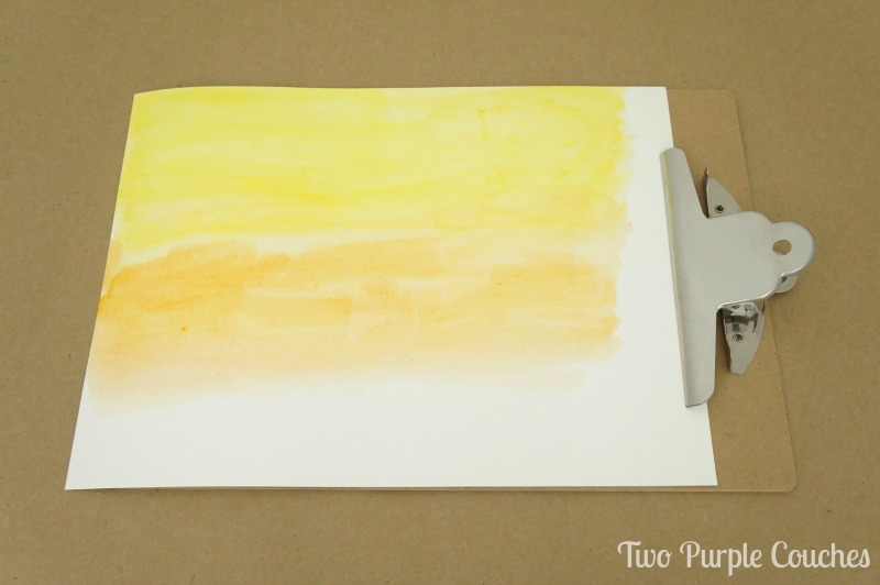 watercolor-letter-art-orange-layer