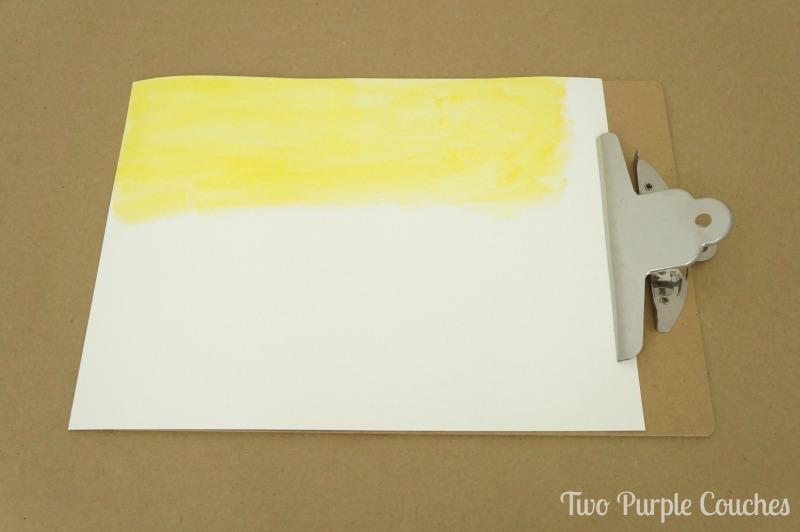 watercolor-letter-art-yellow-layer