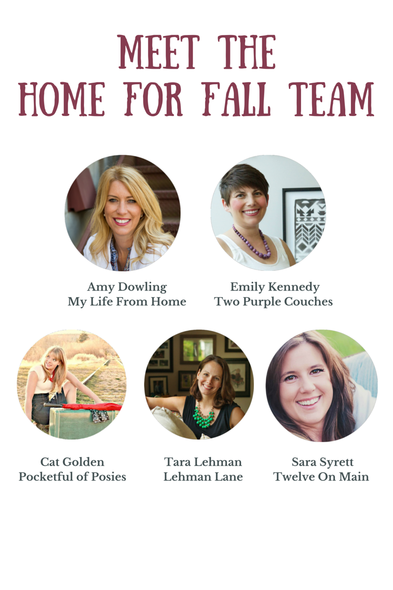 Find Fall inspiration at your fingertips! If you want to create a cozier home this Fall season, this is the e-Book for you! Click to find out how to order your copy and start turning your home into a haven.