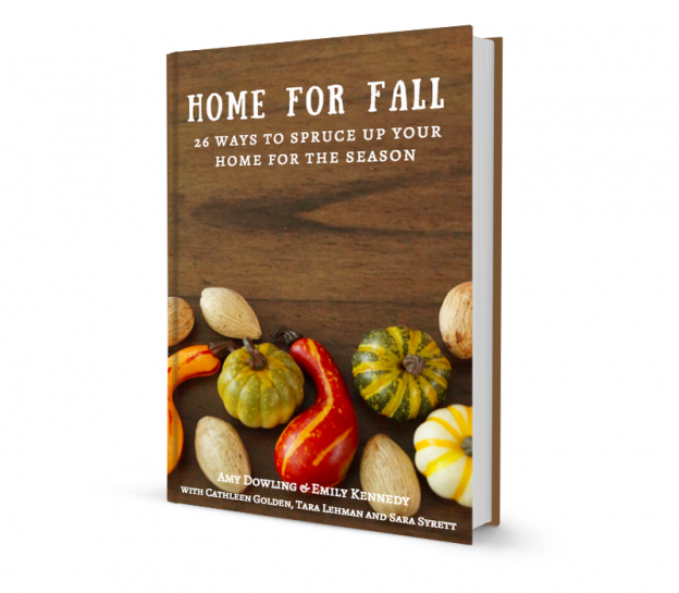 Home for Fall e-Book by Amy Dowling and Emily Kennedy