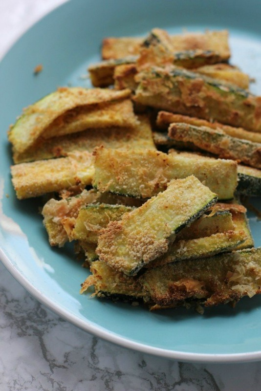 Zucchini Fries from I Heart Vegetables