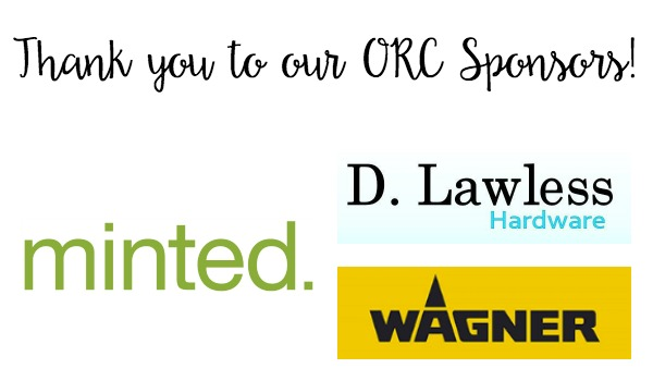 Thank you to our ORC Sponsors!