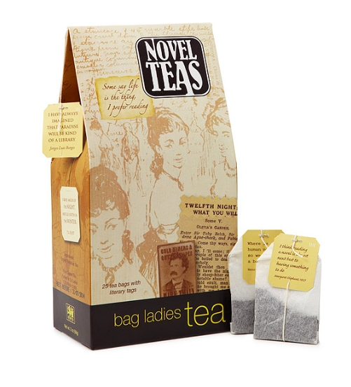 Novel Teas from Uncommon Goods