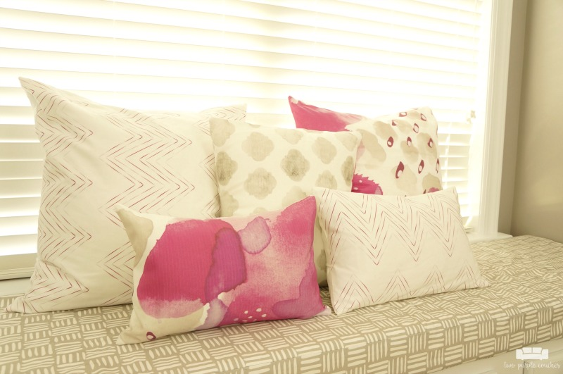Need help selecting coordinating home decor fabrics for your room? Follow these easy tips on how to mix different prints, patterns and fabrics.