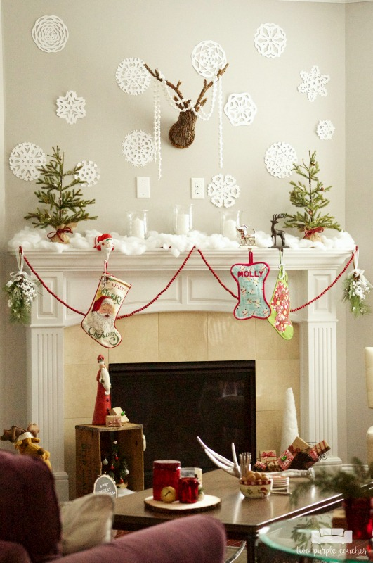 Christmas Home Tour 2016 / Holiday Home Decor