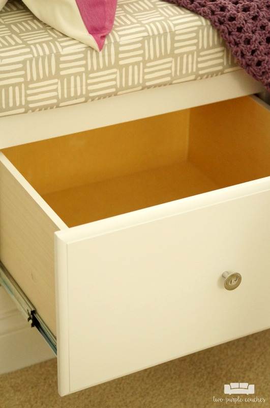 How to build a drawer / Read this full tutorial for tips and step-by-step instructions for building your own storage drawers.