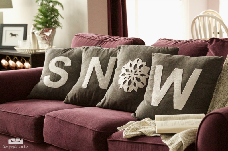How to decorate your home for winter / Winter Home Tour