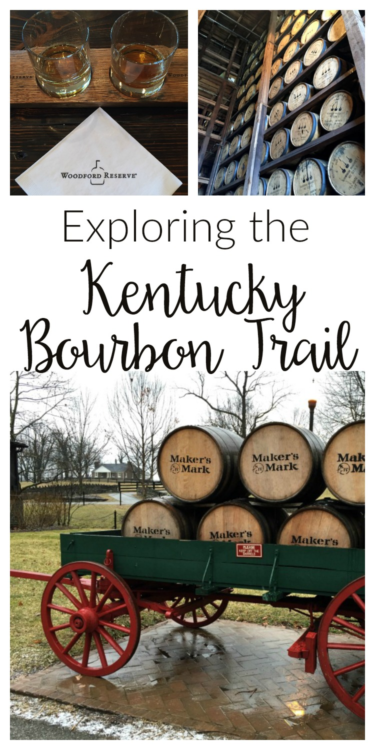 Are you a fan of bourbon? Read about our trips to the Kentucky Bourbon Trail and some of our favorite bourbon distilleries that we've discovered!