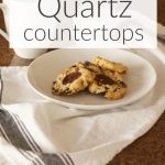Should you choose quartz countertops? Here are three reasons why I love our quartz countertops and why I'd never choose anything else!