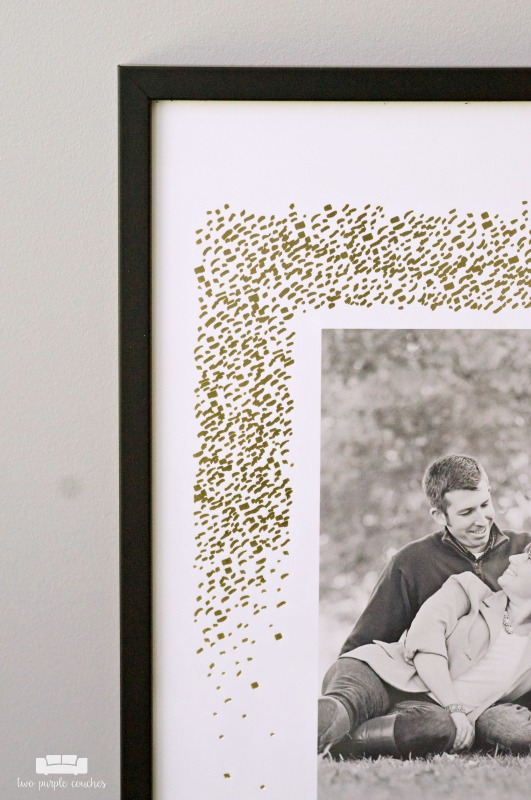 Wedding Anniversary Photo Art Ideas / Beautiful and simple art ideas for celebrating your wedding day, graduation day and other special occasions.
