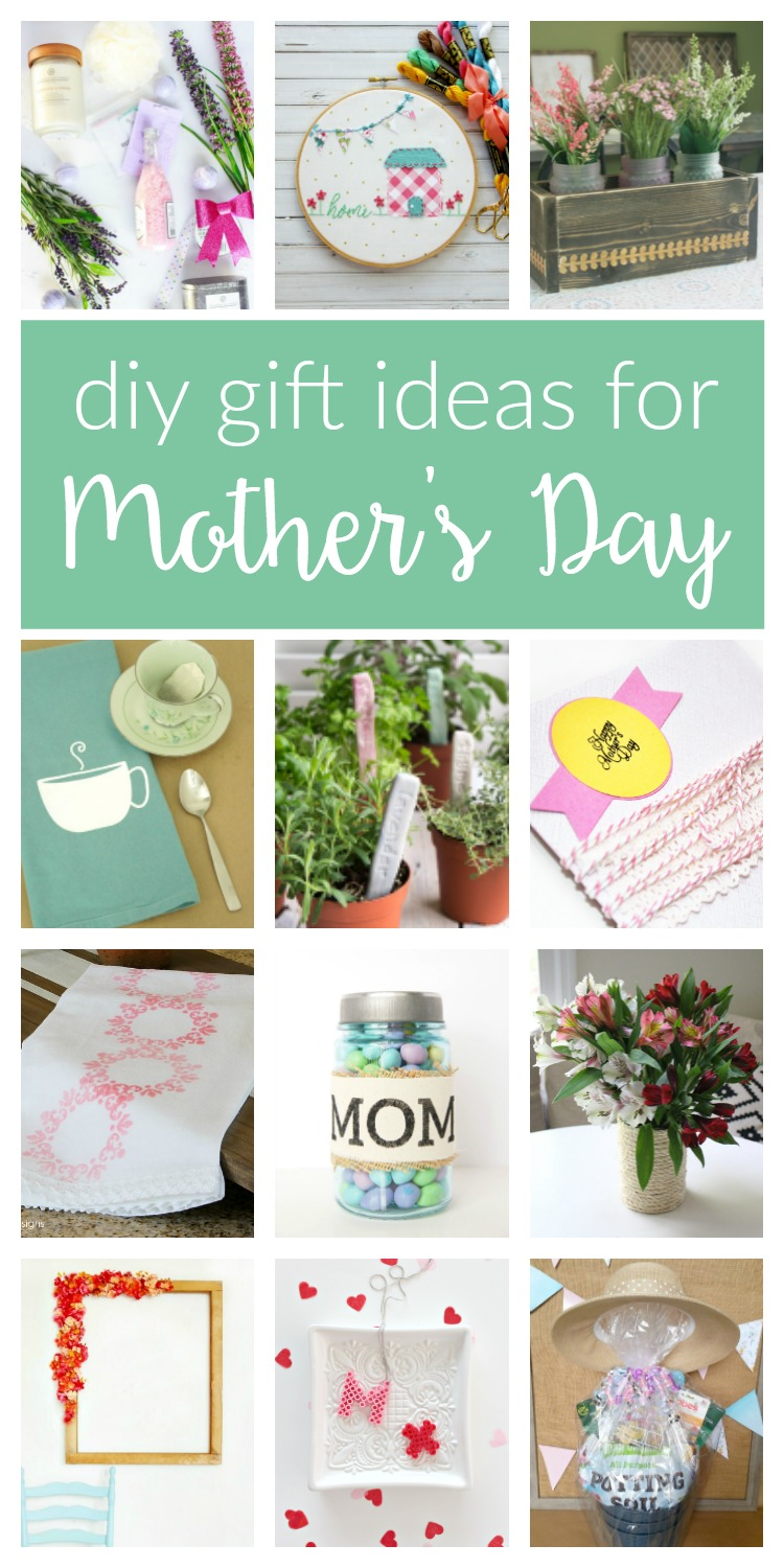 Diy mother 39 s day gift ideas merry monday 153 two Mothers day presents diy