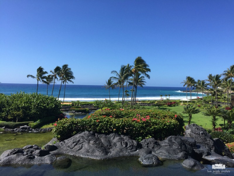 Ko'a Kea and the Grand Hyatt Kauai - both absolutely gorgeous Kauai resorts that we loved for different reasons. Incredible pools, amenities & spas!