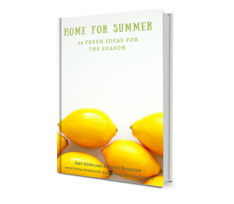 Home for Summer ebook by Amy Dowling and Emily Kennedy