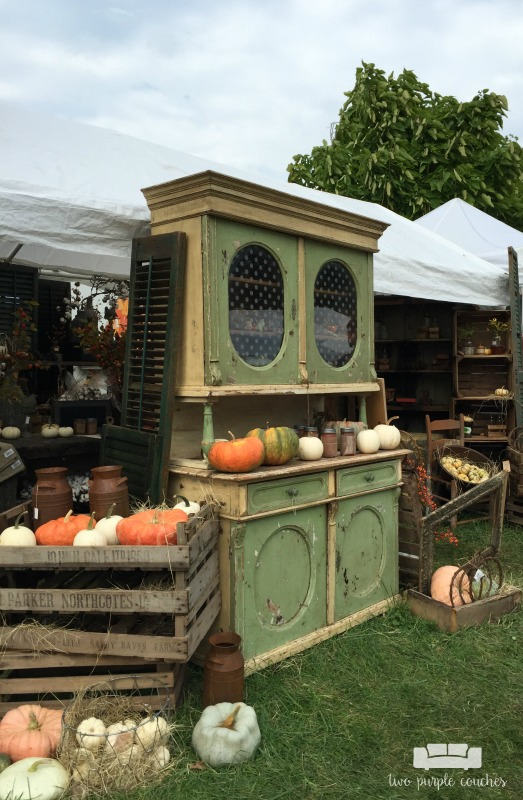 Country Living Fair 2016 - antiques and vintage furniture vendor