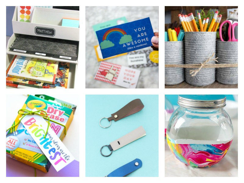 Back to school organizing ideas and simple hacks for homework, supplies storage and more.