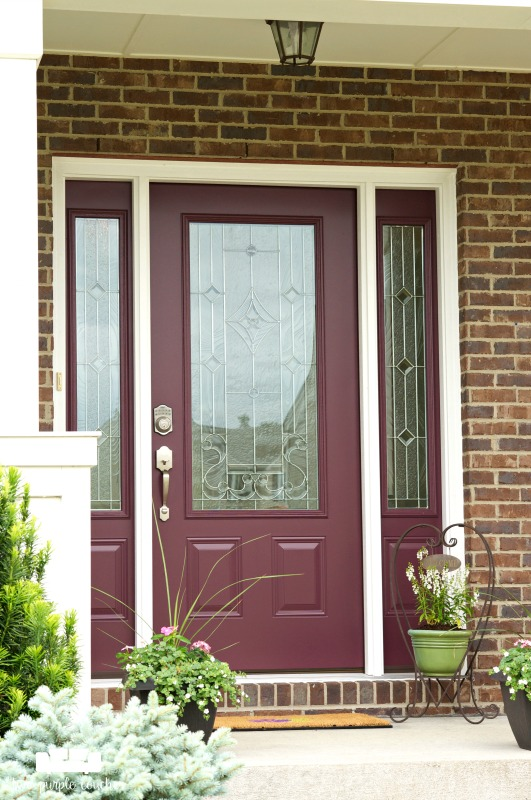 Front Door - Tips to keep in mind while choosing a new front door.