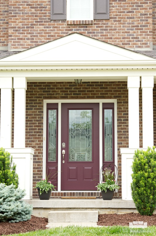Tips and advice for choosing a new front door.