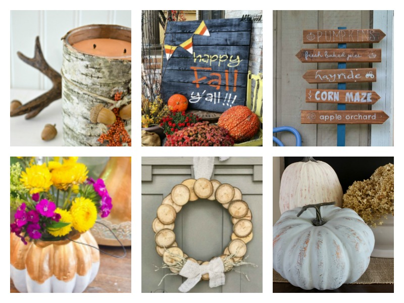 Rustic Fall Crafts You Can Make for Your Home