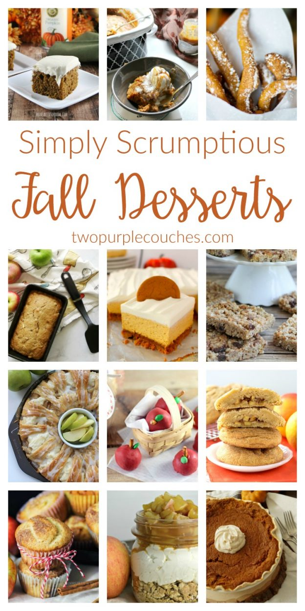 Fall Dessert Recipes Looking for fall dessert recipes? Allrecipes has more than trusted fall dessert recipes complete with ratings, reviews and cooking tips.