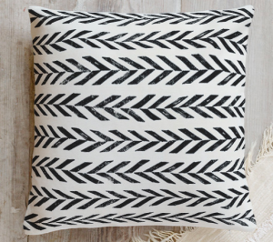 Herringbone-pillow-Minted
